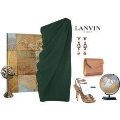 """""""Lanvin"""" by lellelelle on Polyvore"""