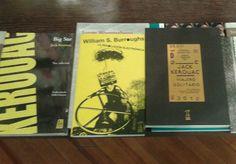 Kerouac, Burroughs, Kerouac via Alamut Libros