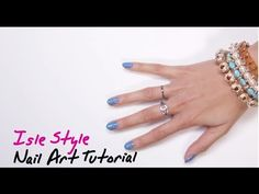 mark. Nail Art Tutorial: Isle Style - Watch this cool video the shop http://klanier.avonrepresentative.com