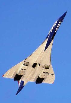 Concorde Pepsi 1996