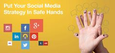 Why not put your social media strategy in safe hands with Creativeworld... www.creativeworld.co.uk