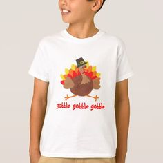 20% OFF SITEWIDE w Code: LOVEZGIFTS50 til Sunday! Gobble Gobble - Funny Thanksgiving - T-shirt
