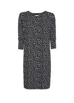 MANGO - Kleid mit Schleifenverzierung