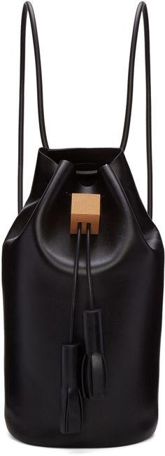 Designer backpacks for Women Designer Backpacks, Leather Backpack, Stuff To Buy, Accessories, Shopping, Collection, Black, Building, Women