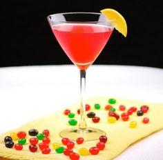 Thirsty Thursday: Sparkling Jelly Bean Martini | Dallas Socials