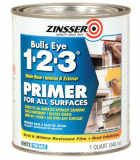 "Bulls Eye 123 Primer for all surfaces. ""I love this primer. It goes on smoothly, dries very quickly, and I have not needed to sand a single thing."" Can be ordered at our website below... http://www.decorative-ceramic-tile.net/painting-ceramic-tile.php"