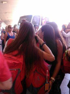 #D15NEY nuestras #Quinceañeras viviendo su #sueño!  Www.mis15disney-susanapiriz.com