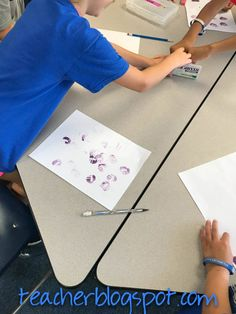 Fun Beginning of Year Lesson for students with symmetry and names.  Great Social Studies Connection.