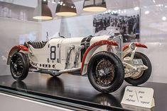1930 Mercedes-Benz SSK