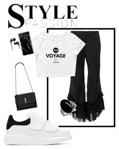 """Style passion,love style!!"" by niki-st on Polyvore featuring Alexis, Alexander McQueen, Recover and Yves Saint Laurent"