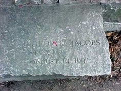 George Jacobs, Sr. (c.1620–1692) was accused of witchcraft during the Salem witch trials in Salem Village, Massachusetts, in 1692, and was found guilty and hanged on August 19, 1692.