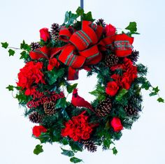 Nostalgia Christmas Wreath - Christmas Wreath
