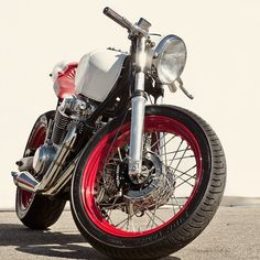 Fuller 'Rodan' Honda CB750.