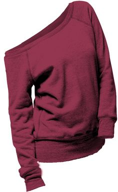 I LOVE sweaters & sweatshirts that hang off the shoulder! Perfect to pair with jeans for a casual look.