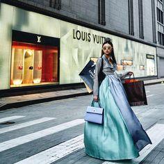 Korean style shopping