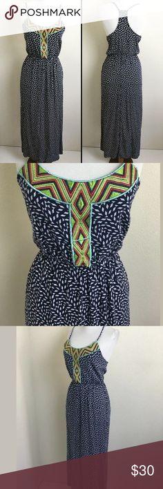 Dee Elle dress from Nordstrom SKU: SD14517  Length Shoulder To Hem: 56 Bust: 31 Waist: 27 100% rayon Nordstrom Dresses Maxi