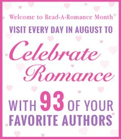 Read-A-Romance Month - One Month. 93 Writers. Celebrate Romance!