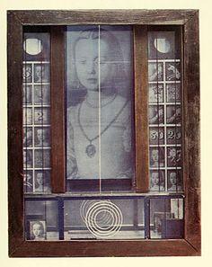 Medici Princess. Joseph Cornell, 1967