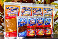 Abon Tuna and Sambal Roa is the one of Manadonesse Special Culinary. #AbonTunaArnis. Kuliner - Manado - Indonesia.