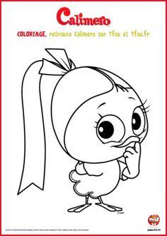 Coloriage : imprime vite ton coloriage de ta nouvelle série Calimero. Colorie Priscilla, la seule fille de la bande. Elle ne se laisse pas faire par les garçons et à du caractère. Cette jeune fille est très déterminée. Elle combat avec Calimero les injustices. Imprime gratuitement les coloriages de Calimero et de ses ami. Retrouve Calimero sur TFou et TFou.fr ! Tu vas l'adorer lui et ses amis !