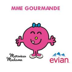 Mme Gourmande by Appoline - France #evian #liveyoung #littemiss