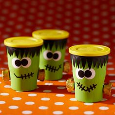 Monstrous Munchies Snack Cup