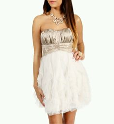 My dress for prom :)