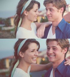 ryan and marissa, forever my favorite tv couple