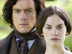 Jane Eyre y Edward Rochester