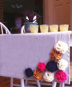 DIY table runners, three ways. See two more ideas and learn how!