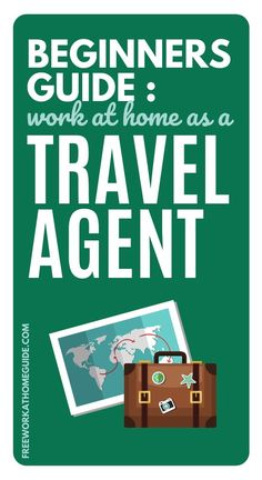 Are you looking to start a home based career so you can work from the comfort of your own home? Then becoming a work at home travel agent may be a great work at home position for you.  Here's what you need to know!  #workathome #travelagent #jobs Earn Money Online Fast, Earn Money From Home, How To Make Money, Home Based Work, Work From Home Jobs, Travel Agent Jobs, Customer Service Jobs, Typing Jobs, Home Blogs