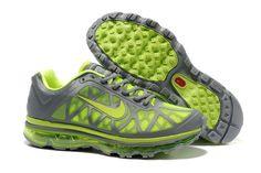b0d141ff84af Vente 429889-033 Hommes Nike Air Max 2011 Gris Volt Chaussures Nike Air Max  For