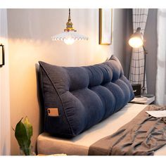 Large Beds, Large Pillows, Bed Pillows, Couch Cushions, Pillow Room, Decorative Pillows For Bed, Soft Pillows, Pillow Headboard, Bed Headrest