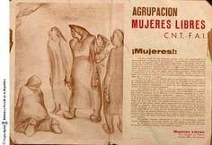¡Mujeres! :: Cartells del Pavelló de la República (Universitat de Barcelona)