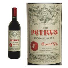 Petrus 1989 desde $6,206.30 (4.610,58€) ¡Sólo quedan 6 botellas!  Para el antojo amigos!!! Enjoy