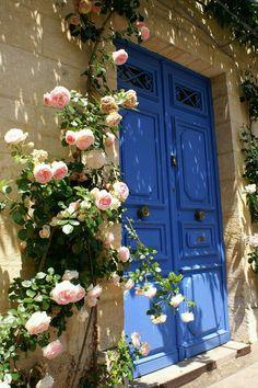 Puerta-y-rosal