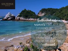 Garden Route | Featherbed Nature Reserve