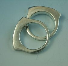 How to Make a Sterling Silver, Gold or Platinum Ring from Carving Wax