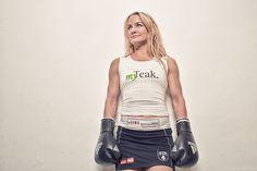 Die in Wien wohnende deutsche Profi-Boxweltmeisterin Nicole Wesner siegte in ihrem 10. Profikampf durch Knock-out.