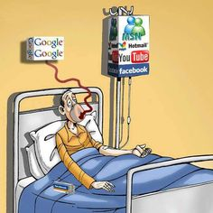 Funny Cartoon Photos Illustrations Only Ultra Legends Will Find Hilarious – OddMeNot Social Media Humor, Social Media Art, Social Networks, Funny Images, Funny Pictures, Pictures With Deep Meaning, Satirical Illustrations, Meaningful Pictures, Plakat Design