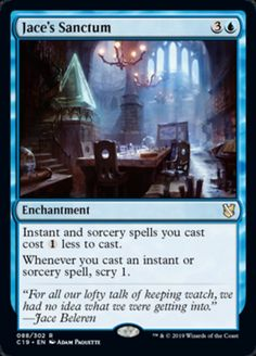 4x INTO THE STORY Throne of Eldraine MTG Blue Instant Unc
