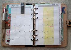 Bullet Journal: le bilan après 7 mois d'utilisation, et son adaptation.