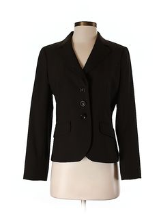 Check it out—Ann Taylor Wool Blazer for $32.99 at thredUP!