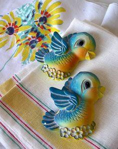 so sweet blue birds