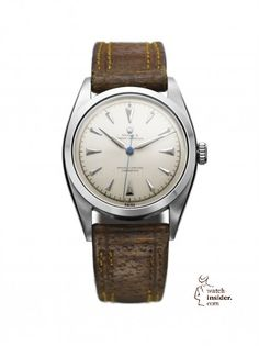 Rolex Oyster Perpetual from 1953