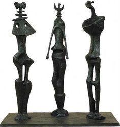 HOMBRE-CACTUS (1939) en el Museo de Arte Moderno de París, de Julio González (Barcelona, 1876 - Arcueil, 1942). Description from pinterest.com. I searched for this on bing.com/images