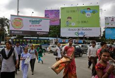 India Replaces China as Next Big Frontier for U.S. Tech Companies - The New York Times
