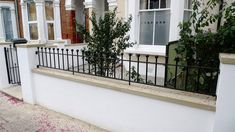 Wrought Iron Fences Wrought Iron And Iron Fences On Pinterest