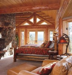 His: nice bright cabin bedroom #ChoiceisYours @Sophie LB LB LB OMahony - Pedic