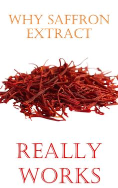 Why saffron extract is all the rage right now